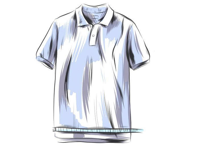 How To Measure a Polo